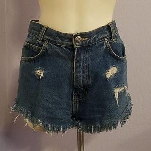 Arizona high waist shorts